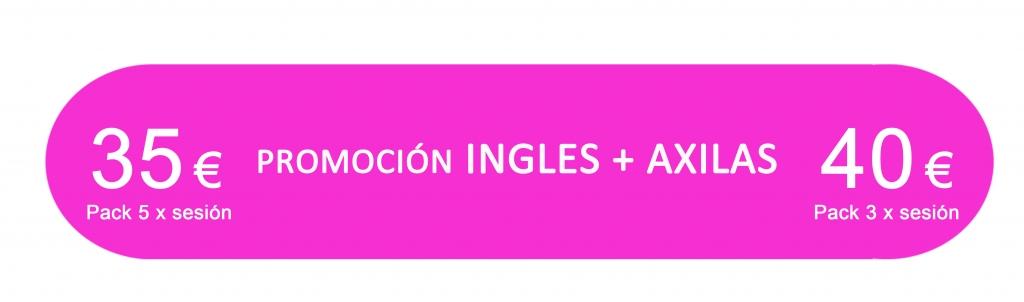 Promo Ingles + Axilas